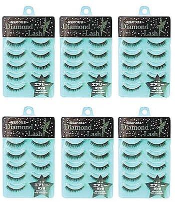 ダイヤモンドラッシュ リトルウィンクシリーズ エアリーeye 6パックセット