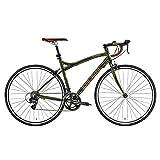LOUIS GARNEAU(ルイガノ) ロードバイク CR07 DARK GREEN 500mm