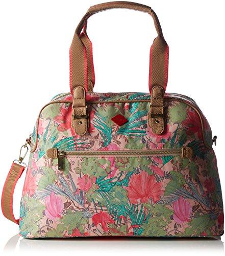 OililyFF Carry All - Borsa shopper Donna , Rosa (Pink (Melon 107)), 44x30x17 cm (B x H x T)