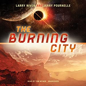 The Burning City Audiobook