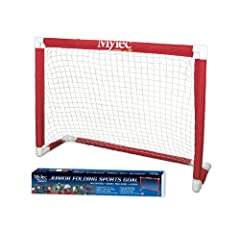 Buy Mylec 48 Inch Junior Folding Multi-Sport Goal with Sleeve Netting by Mylec