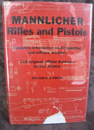 Download Free Mannlicher Rifles and Pistols Ebook PDF Free