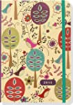 2015 Folk Art Birds Weekly Planner (1...