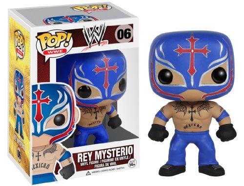 Funko POP WWE: Rey Mysterio Action Figure