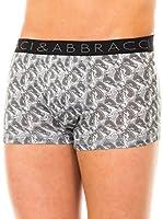 Baci & Abbracci Pack x 2 Bóxers (Gris Claro / Gris)