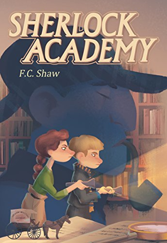Sherlock Academy by F.C. Shaw ebook deal