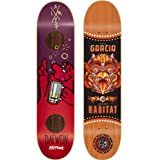 Almost Impact Flip Habitat Danny Garcia P2 8.0 Skateboard Deck Lot by Graphic Deck Lots