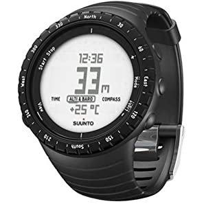 Suunto Core Wrist-Top Computer Watch (Regular Black)