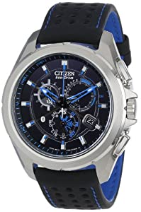 Citizen Men's Proximity Eco-Drive Stainless Steel Proximity Watch AT7030-05E