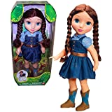 "Bandai Year 2013 ""Legends Of Oz - Dorothys Return"" Movie Series Large 15 Inch Doll - DOROTHY"