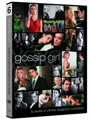 Gossip girl - Stagione 06 [3 DVDs] [IT Import]