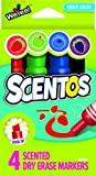 Scentos Scented Dry Erase Markers (40900)