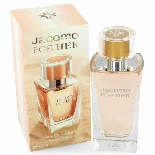 Jacomo for Her Cologne by Jacomo EDP Spray 3.4 oz