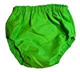 Little Papoose Unisex Baby Bloomer Small 9 24mos Green Color Green Size Small 9 24 Months