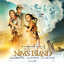 Nim's Island (       UNABRIDGED) by Wendy Orr Narrated by Kate Reading