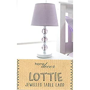 Lottie Jewelled Table Lamp from Home Decor