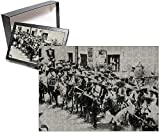 Photo Jigsaw Puzzle of Emiliano Zapata with his brother Eufemio and followers