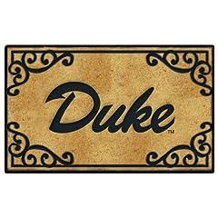Buy Memory Company Duke Blue Devils Door Mat by The Memory Company