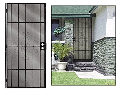 Home Security Bars For Doors front-1062332