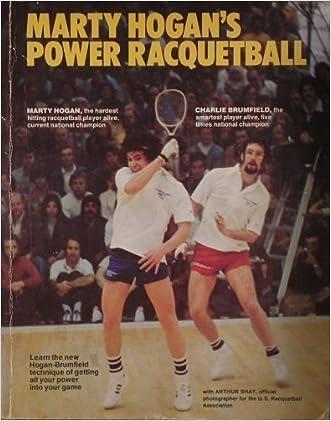 Marty Hogan's Power Racquetball