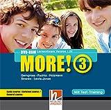 Software - MORE! 3 DVD-ROM mit Schularbeiten-Training: Einzelplatzversion für Basic/Enriched/General
