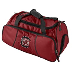 Buy Brand New South Carolina Gamecocks NCAA Athletic Duffel Bag by Things for You