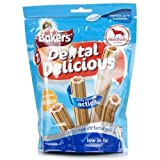 Bakers Dental Delicious Dog Chews Chicken 230g