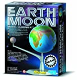 Science Museum Earth Moon Model Kit