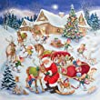Christmas Eve Jumbo Advent Calendar / Christmas Countdown