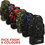 Andes Ramada 120L Extra Large Hiking...