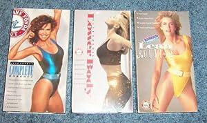 Amazon.com: Jane Fonda's Total Fitness Pack - 3 Volume Set (Jane Fonda's Complete Workout, Jane