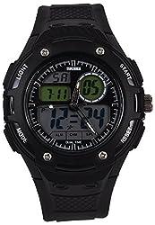 Skmei Calendar Analog - Digital Multi Color Dial Mens Watch - (HMWA05S001C0)