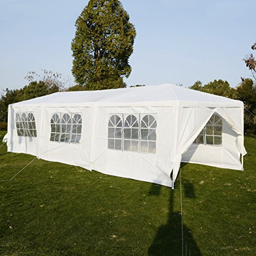 Wedding Party Tent Outdoor Camping 10 X30 Easy Set Gazebo