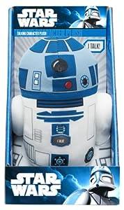 Star Wars 9 inch Talking R2D2 Plush