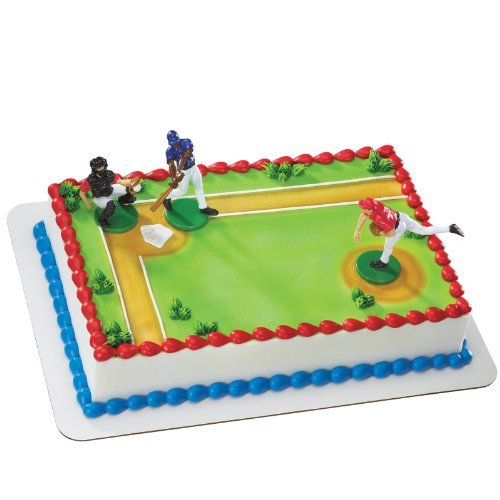 Baseball Player Cake Decorations 野球選手のケーキデコレーション♪ハロウィン♪クリスマス♪