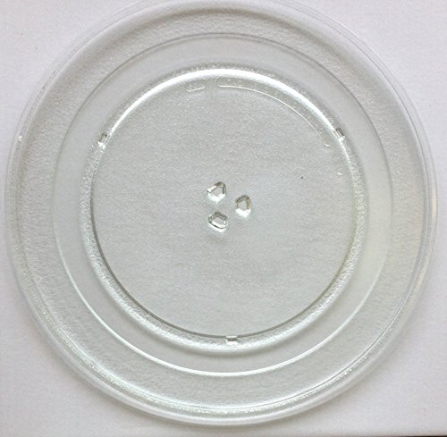 Sharp Microwave Glass Turntable Plate / Tray for Model R551ZS (Sharp Microwave Oven Parts compare prices)