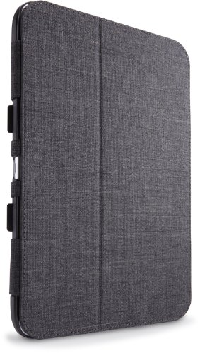 Case Logic Snap View Folio for Galaxy Tab 3 10.1, Anthracite (FSG-1103)