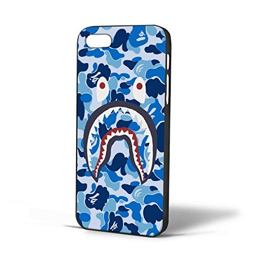 a-bathing-ape-blue-shark-for-coque-iphone-case-coque-coque-iphone-5-5s-black