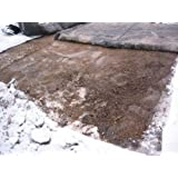 Powerblanket Multi-Duty Concrete Curing & Ground Thaw Blanket - 23ft.L x 11ft.W, Model# MD1123 ~ Powerblanket