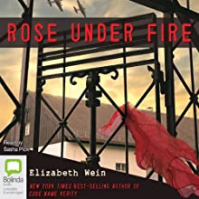 Rose Under Fire (       UNABRIDGED) by Elizabeth Wein Narrated by Sasha Pick