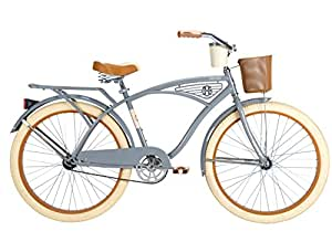 Huffy Bicycle Company Men's Number 26645 Deluxe