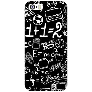 Printland 1+1=2 Phone Cover For Apple iPhone 5S
