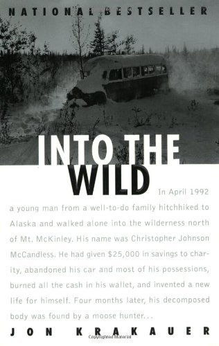 comparing and contrasting into the wild book and movie In reading the novel, into the wild by jon krakauer and then watching it in movie format by sean penn, there were obviously similarities and differences.