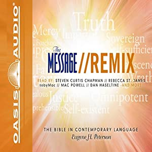 Message Remix Bible Audiobook