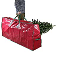 Red Christmas Artificial Tree Storage…