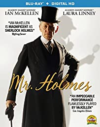 Mr. Holmes [Blu-ray + Digital HD]