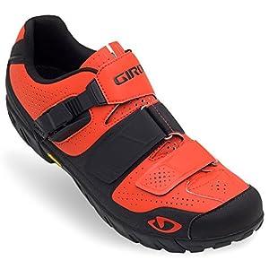Giro , Chaussures de cyclisme pour homme Rouge Rouge - Rouge - Rouge, 45 EU