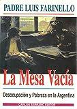 img - for Mesa Vacia, La (Spanish Edition) book / textbook / text book