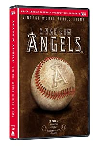 MLB Vintage World Series Films - Anaheim Angels 2002