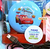 Disney McQueen Cars Electric Reusable Pocket Hand Warmer - USB / Battery